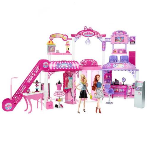 65% off Barbie Malibu Ave Mall : $37.99 + Free S/H