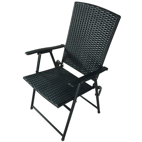 75% off Steel Folding Patio Chair : Only $9.98