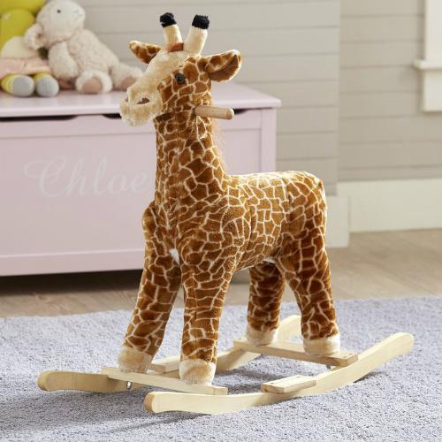 54% off Giraffe Rocker : $63.99 + Free S/H