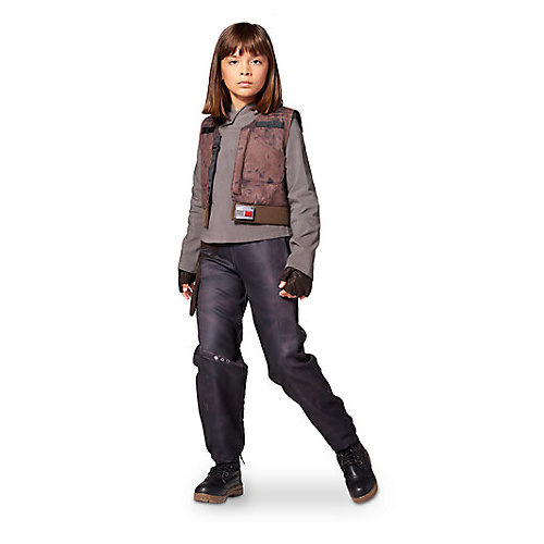 70% off Sergeant Jyn Erso Costume : $14.99 + Free S/H