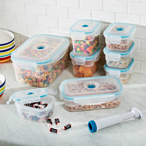 $20 off Vac 'N Save 17-PC Container Set : $29.99 + Free S/H