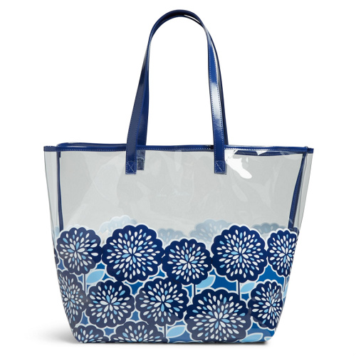 78% off Vera Bradley Clearly Colorful Totes : $12.59 + Free S/H
