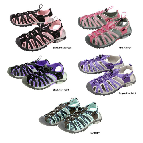 66% off 2 Pairs of Pet Lovers Out & About Sport Sandals : Only $27.29