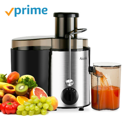 60% off Centrifugal Juicer : $39.49 + Free S/H