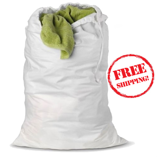 Commercial-Grade Laundry Bag : $6.39 + Free S/H
