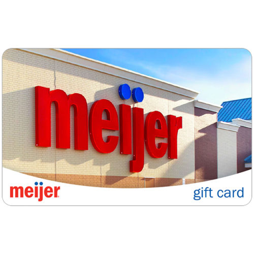 6% off $100 Meijer Gift Card : $94 + Free S/H