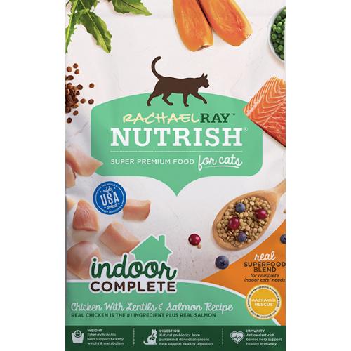 Rachael Ray Nutrish : Free Dry Cat Food Sample