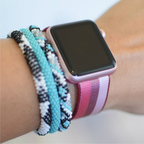 39% off Nylon Apple Watch Bands : $12.99