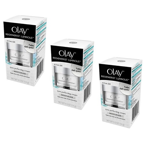 66% off 3-PK of Olay Regenerist Luminous Tone Perfecting Cream : $16.99 + Free S/H