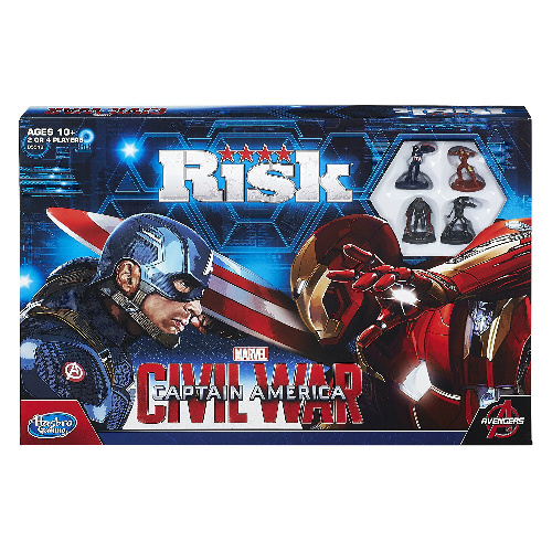 83% off Risk Captain America Edition : $5 + $1.99 Flat S/H