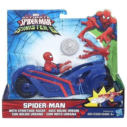 73% off Spider-man Street Racer : $4 + $1.99 Flat S/H