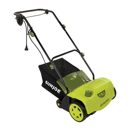 50% off Sun Joe Electric Lawn Dethatcher : Only $69.99 + Free S/H