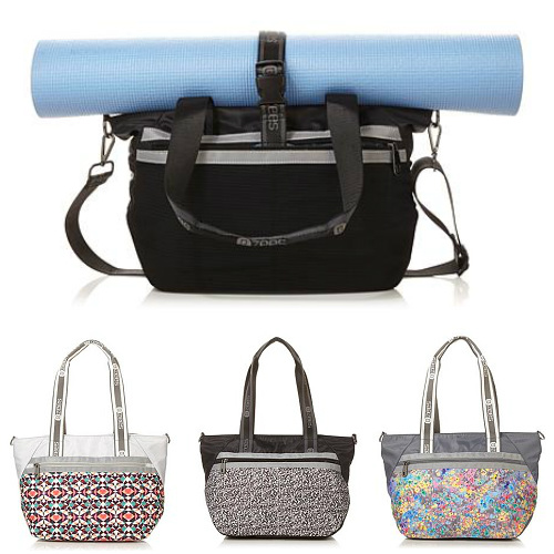 83% off Yoga Mat Gym Totes : $14.95 + Free S/H
