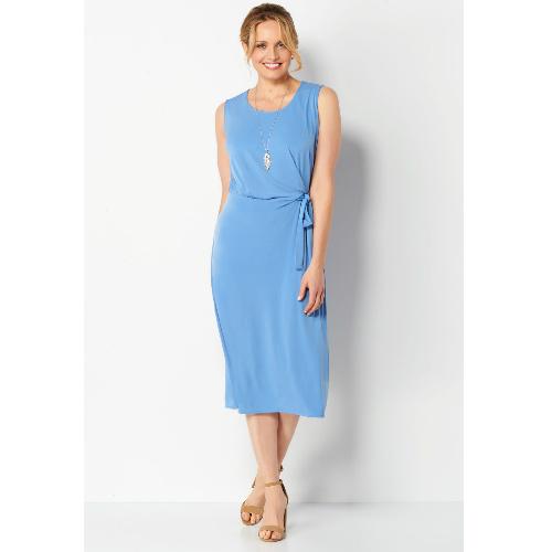 86% off Women's Side Tie Tank Dress : $7.49 + Free S/H