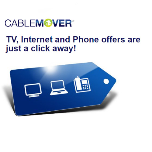 CableMover : Get a Better Deal on Cable TV and Internet