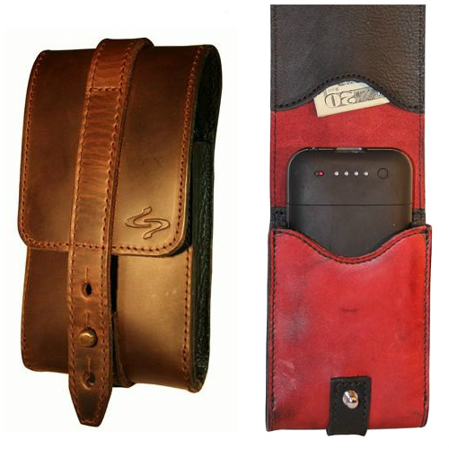 30% off Embrazio Leather Phone Holsters : $44.80 + Free S/H