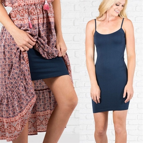 46% off Extra Long Layering Cami : Only $6.99