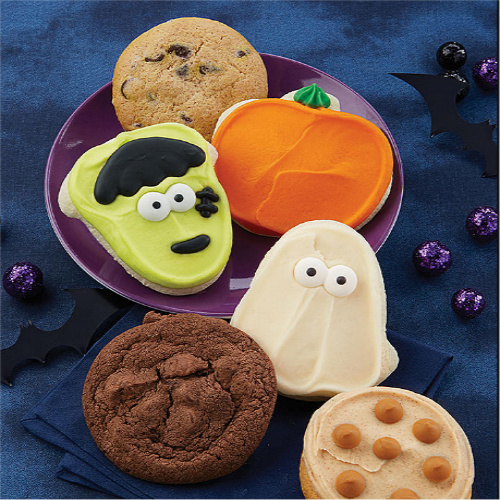 Halloween Cookie Sampler : $9.99 + Free S/H