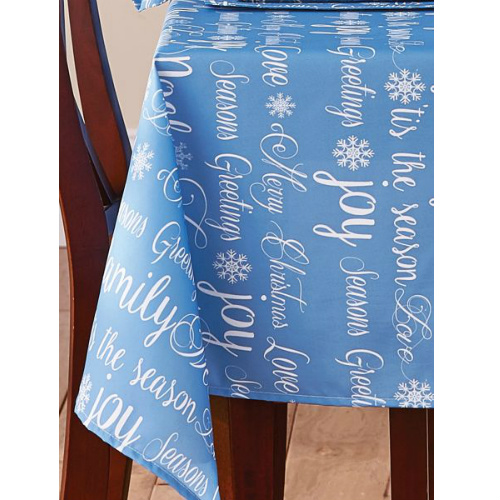 70% off Holiday Tablecloths : $4.47 & $5.97 + Free S/H
