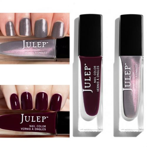 64% off Julep Berry Stormy Nail Polish Duo : $10 + Free S/H