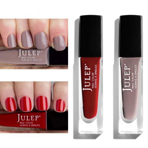 64% off Julep Cherries Jubilee Nail Polish Duo : $10 + Free S/H