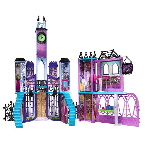 83% off Monster High Deluxe High School : Only $23.98