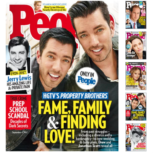 67% off People Magazine Subscription : Only $39.52