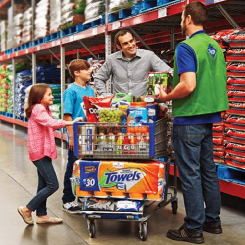 82% off Sam's Club Membership + Freebies : Only $45