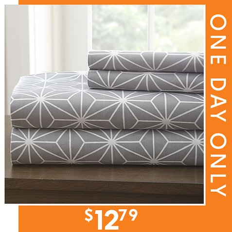 Up to 88% off Sheet Sets : Only $12.79