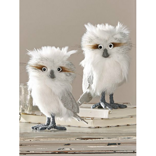 70% off Snowy Owl Figure : $5.97 + Free S/H