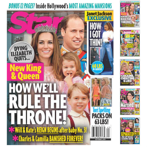 74% off Star Magazine Subscription : Only $17.59