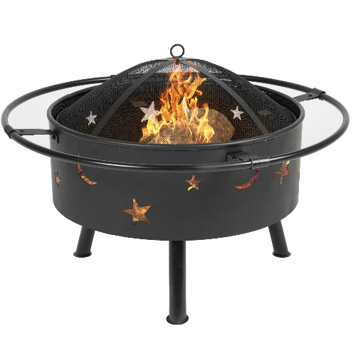 63% off 30″ Portable Fire Pit : $47.96 + Free S/H