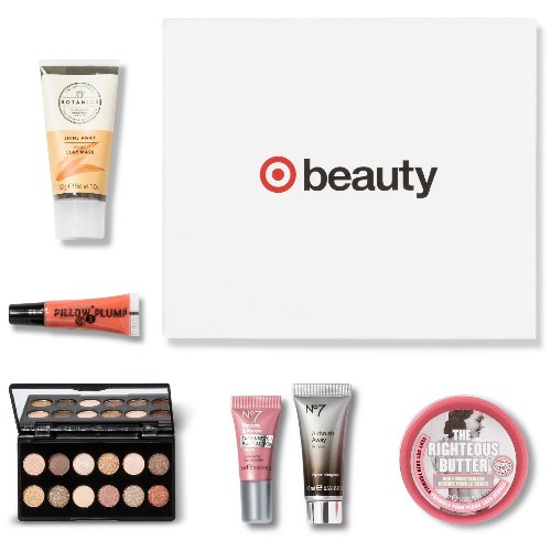 "Target ""Best of Boots"" Beauty Box : Only $7 + Free S/H"
