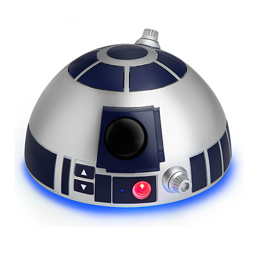 80% off R2-D2 Bluetooth Speaker : Only $9.99