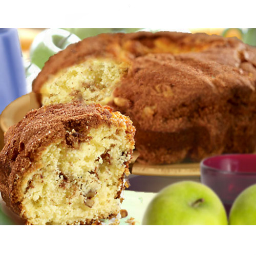 34% off Rocky Mountain Apple Avalanche Coffee Cake : $19.80 + Free S/H