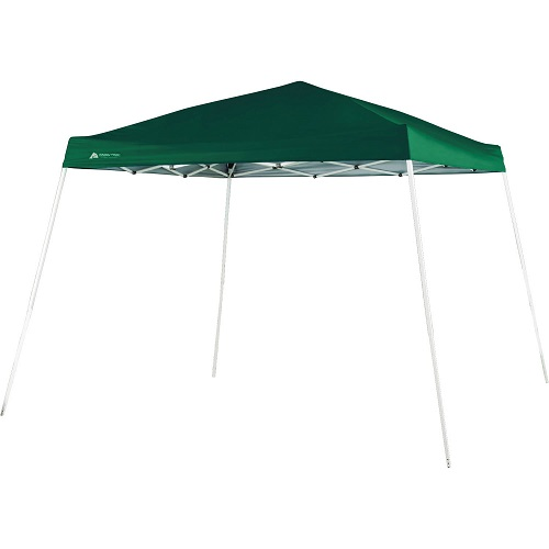 34% off 10′ x 10′ Instant Slant Leg Canopy : Only $38.45 + Free S/H