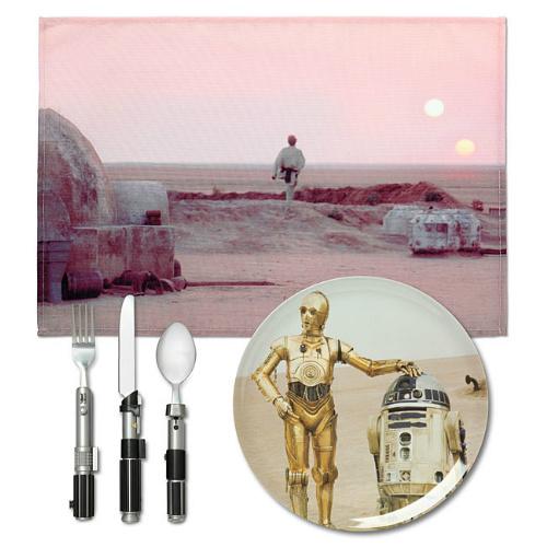 80% off Tatooine Dinner Set : Only $4.99