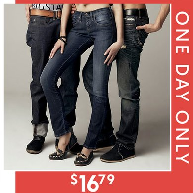 Up to 86% off Big Star Jeans : Only $16.79