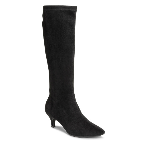 72% off Aerosoles Black Afterward Boot Boots : Only $38.99