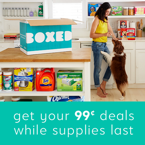 Boxed Sale at Zulily : Up to 50% off + Free 2-Day S/H on $50
