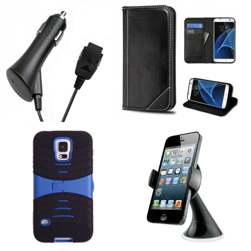 Cell Phone Accessories : Up to 75% off + Extra 25% off Coupon