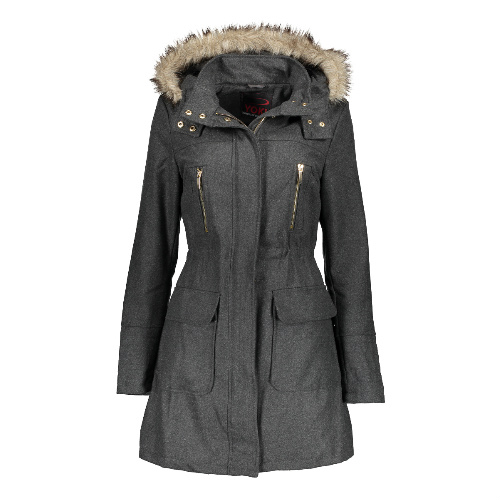 Up to 81% off Women's Faux Fur-Hood Anorak : Only $19.99