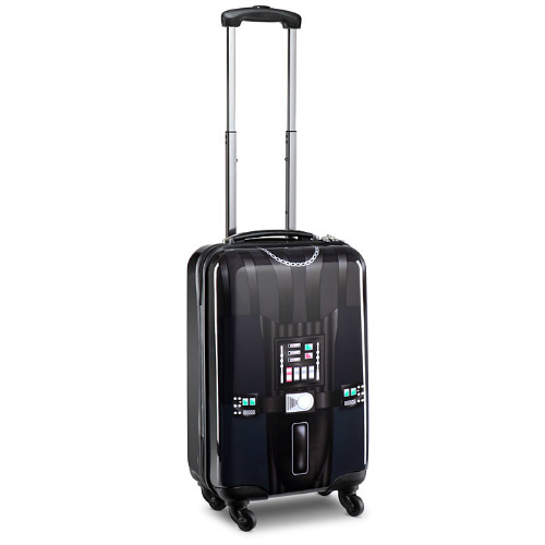 63% off Darth Vader Rolling Luggage : Only $29.99