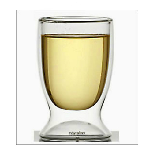 Double Walled Wine Glass : $5.40 + Free S/H