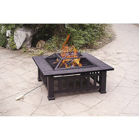 61% off Fire Pit with Cover : Only $33.37