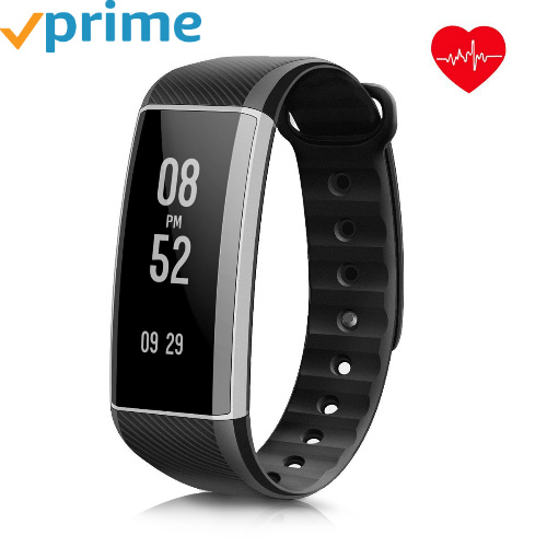 66% off Fitness Tracker with Heart Rate Monitor : Only $19.94
