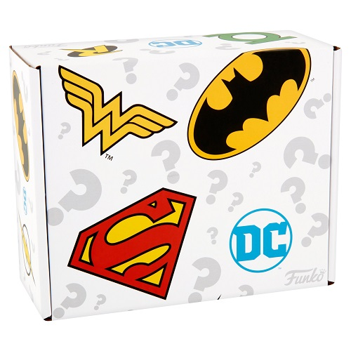 50% off Funko DC Comics Mystery Box : Only $9.97
