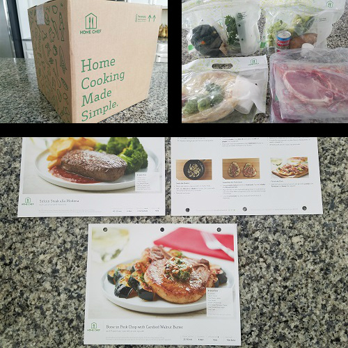 Home Chef : $30 off your First order