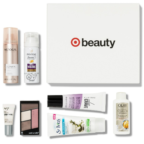 Target March Beauty Box : $7 + Free S/H