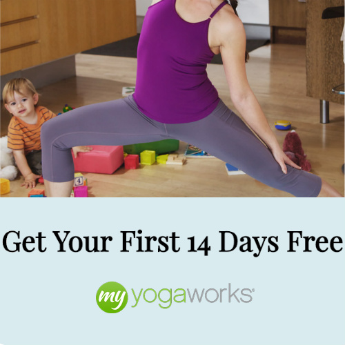 MyYogaWorks : 14-Day Free Trial